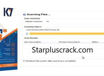 K7 Total Security Crack With Full Activation Key